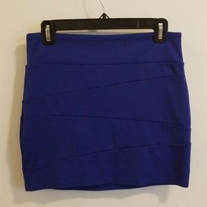 Blue American Eagle skirt size M